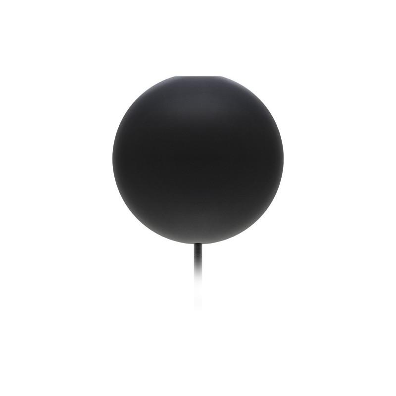 Zawieszenie do lamp czarnny oplot 2,5m Cannonball UMAGE (VITA Copenhagen) czarne