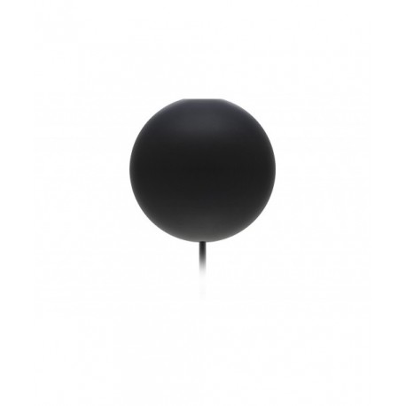 Zawieszenie do lamp czarny oplot 2,5m Cannonball UMAGE (VITA Copenhagen) czarne