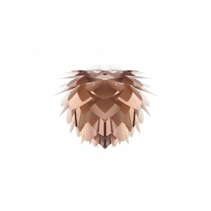 Lamp Silvia copper UMAGE (VITA Copenhagen) - white & copper
