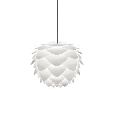 Lampa Silvia Mini Create UMAGE (dawniej VITA Copenhagen) - biały papier akwarelowy /Kolor: Biały/