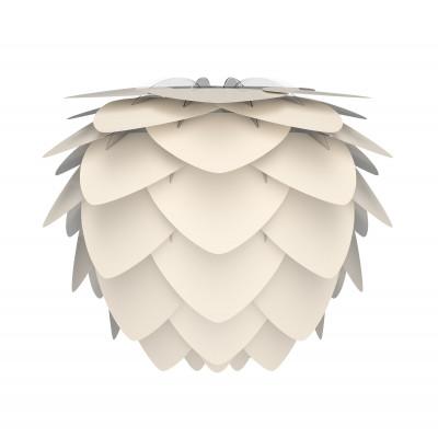 Lampa aluminiowa Aluvia medium pearl UMAGE (VITA Copenhagen) - perłowa biel