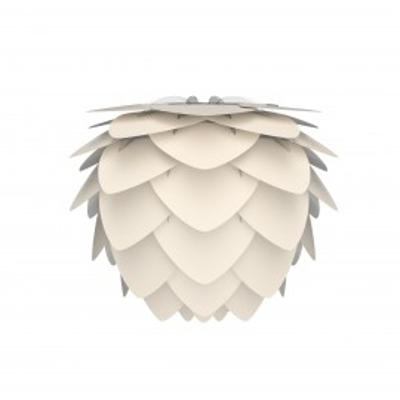 Lampa aluminiowa Aluvia mini pearl UMAGE (VITA Copenhagen) - perłowa biel