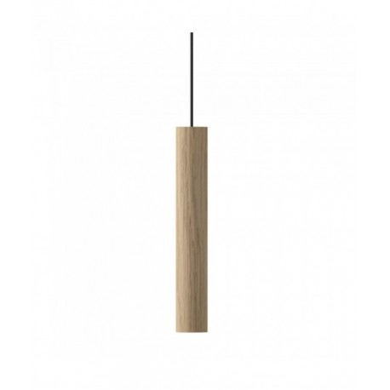 Lampa Chimes oak UMAGE (VITA Copenhagen) - naturalny dąb