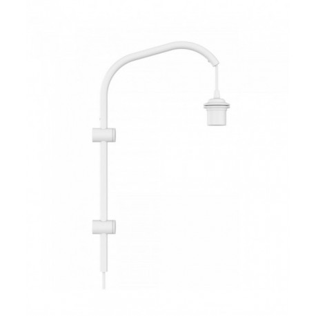 Wall lamp arm Willow mini UMAGE (VITA Copenhagen) - white