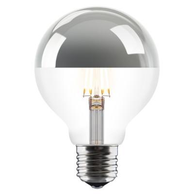 Żarówka lustrzana E27 6W Idea LED A+ średnica 80 mm UMAGE (VITA Copenhagen)