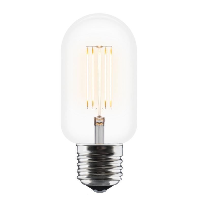 Żarówka E27 2W Idea LED A++ średnica 45 mm UMAGE (dawniej VITA Copenhagen) /Kolor: Transparentny/