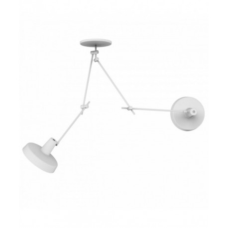 Ceiling Lamp ARIGATO CEILING 2 Grupa Products - white