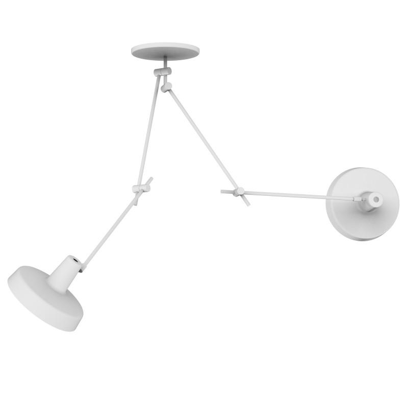 Lampa sufitowa ARIGATO CEILING 2 Grupa Products - biała