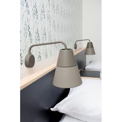 Wall lamp ILI ILI Grupa Products - grey