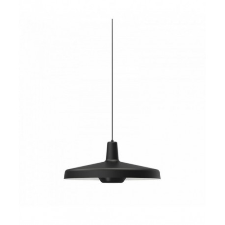 Pendant lamp ARIGATO PENDANT LARGE Grupa Products - black