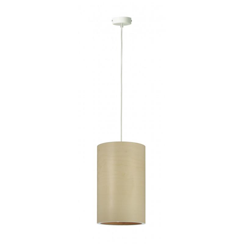 Pendant lamp FUNK 16/26P Dreizehngrad maple - diameter 16 cm