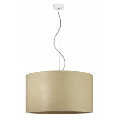 Pendant lamp FUNK 40/22P Dreizehngrad maple - diameter 40 cm