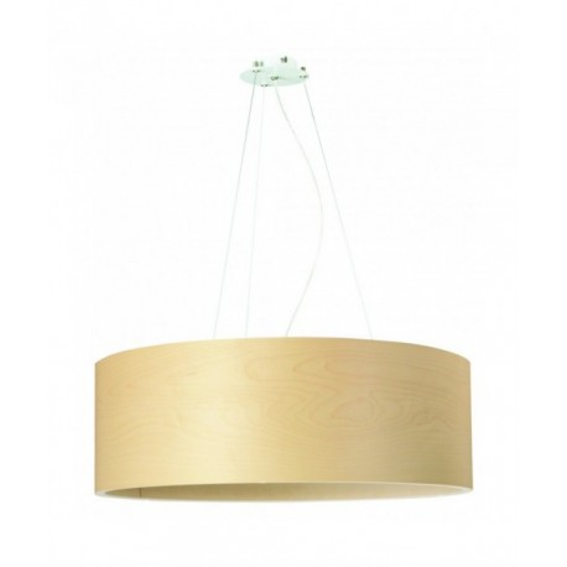 Lampa wisząca FUNK 60/20P Dreizehngrad klon - średnica 60 cm