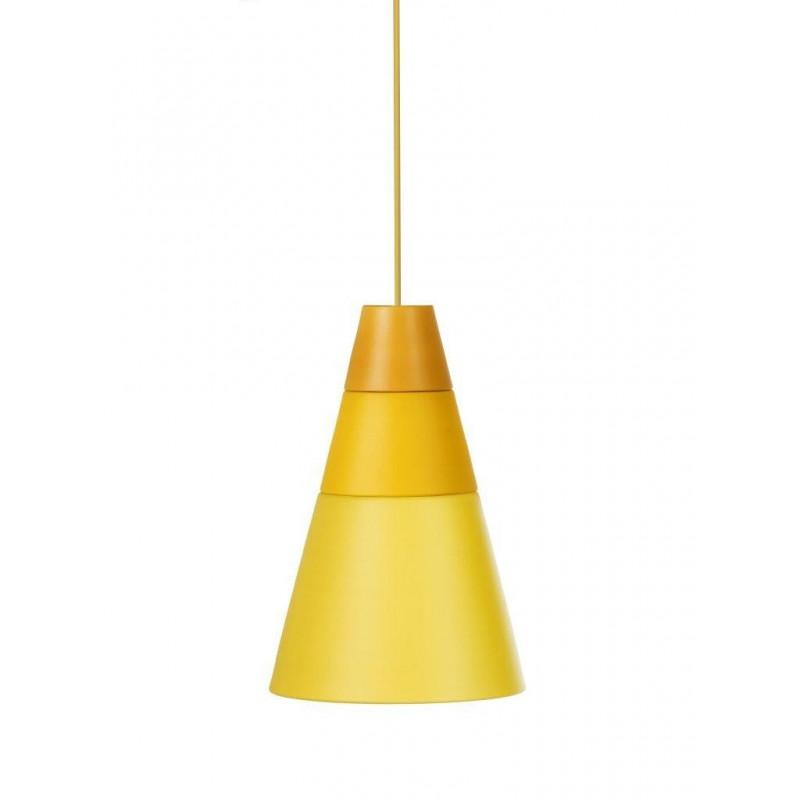 Lampa CONEY CONE kolekcja ILI ILI Grupa Products - żółta