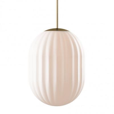 Lamp Bright Modeco+ Brass Nordic Tales - crema cord