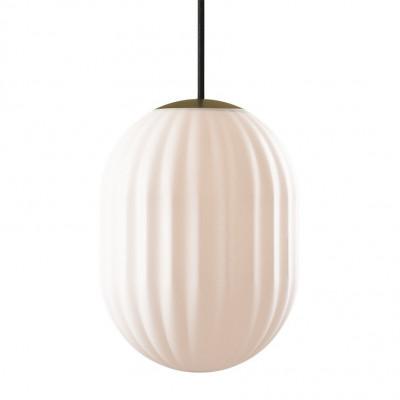 Lampa Bright Modeco+ Brass Nordic Tales - przewód czarny