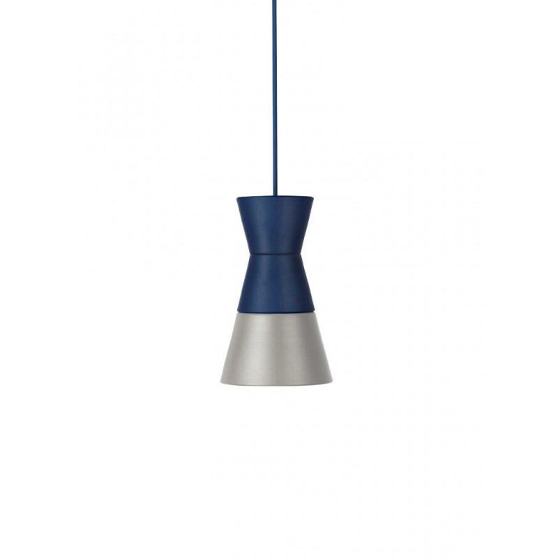 Lampa GONE FISHING kolekcja ILI ILI Grupa Products - niebiesko-szara