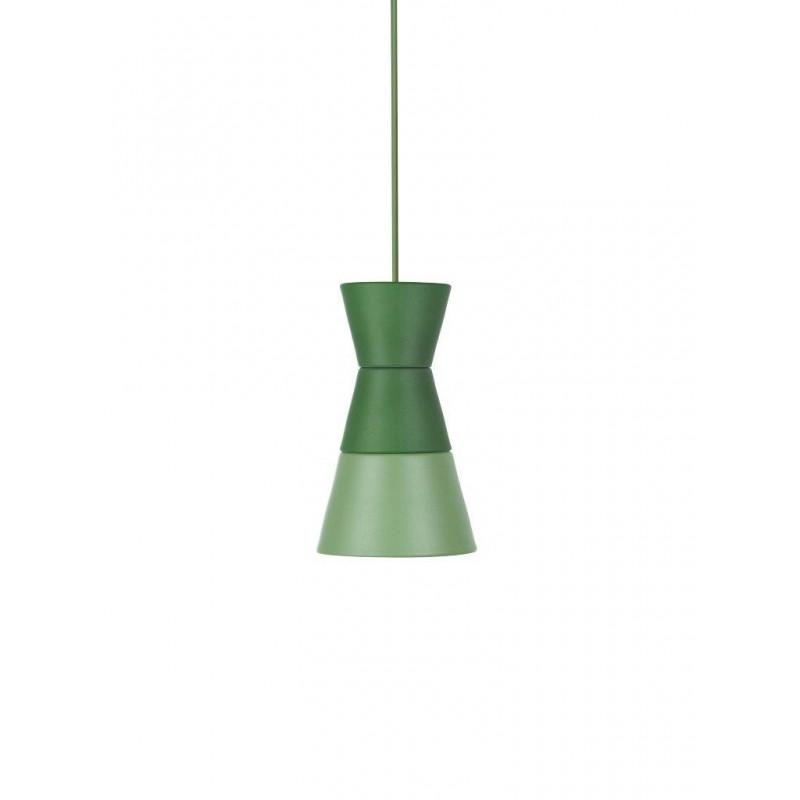 Lamp GONE FISHING collection ILI ILI Grupa Products - green