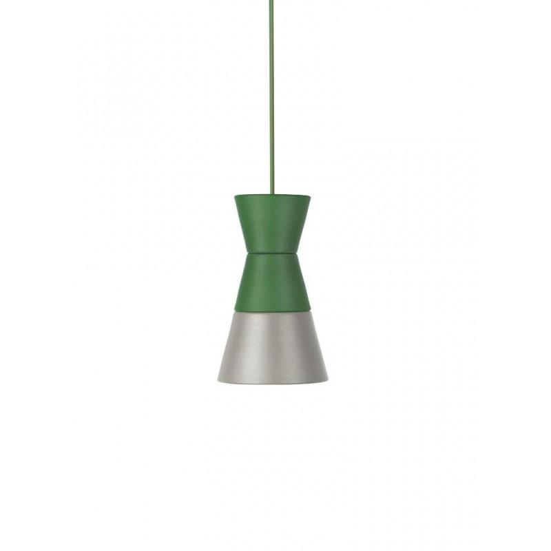 Lampa GONE FISHING kolekcja ILI ILI Grupa Products - zielono-szara