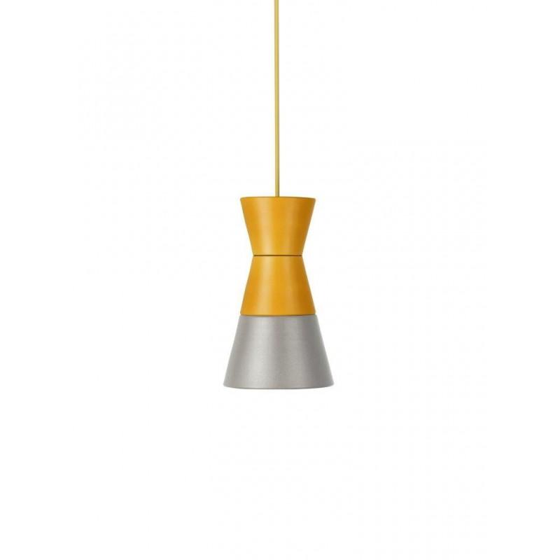 Lamp GONE FISHING collection ILI ILI Grupa Products - yellow-grey