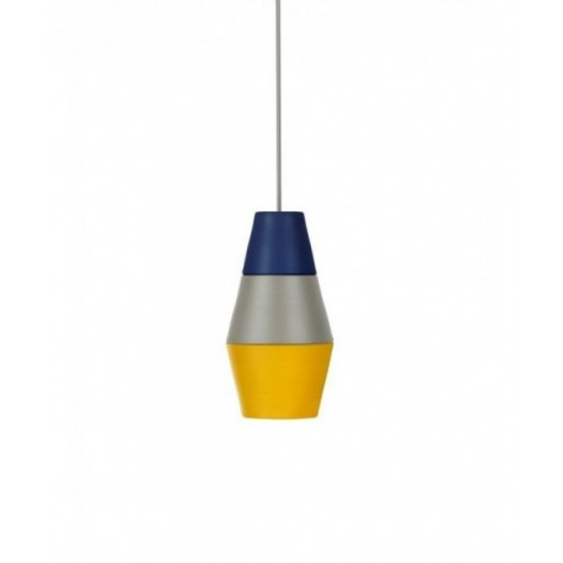 Lamp NIGHTY NIGHT collection ILI ILI Grupa Products - blue, grey, yellow