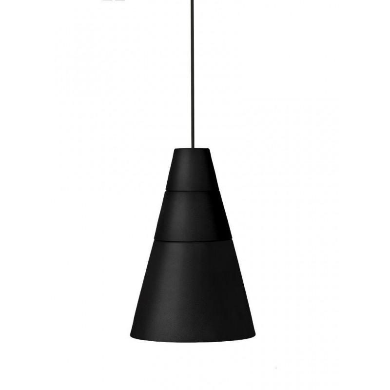 Lamp CONEY CONE kolekcja ILI ILI Grupa Products - black