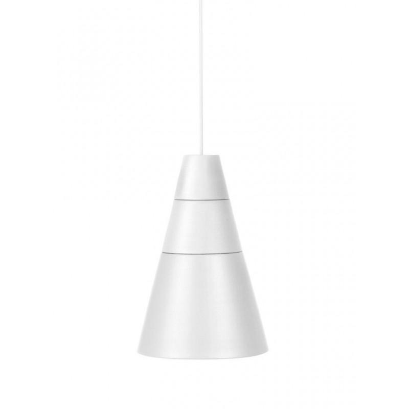Lamp CONEY CONE kolekcja ILI ILI Grupa Products - white
