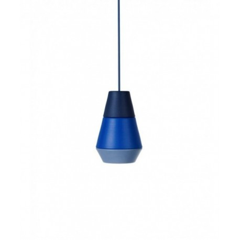 Lampa LA LAVA kolekcja ILI ILI Grupa Products - niebieska