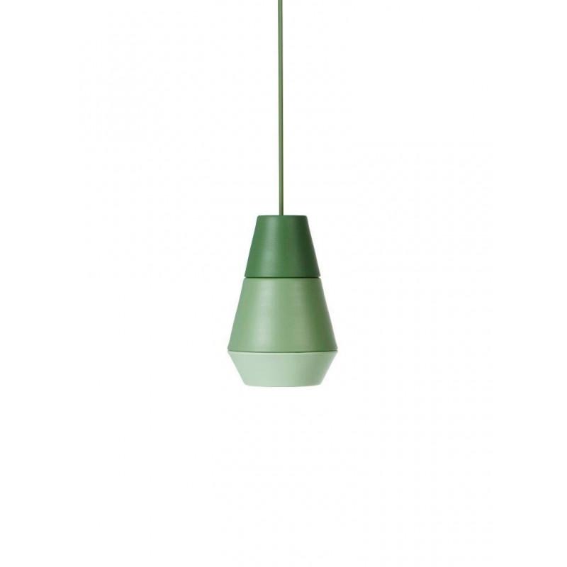 Lamp LA LAVA collection ILI ILI Grupa Products - green