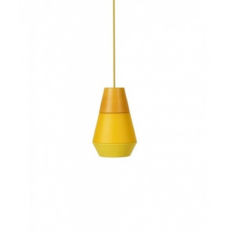 Lamp LA LAVA collection ILI ILI Grupa Products - yellow