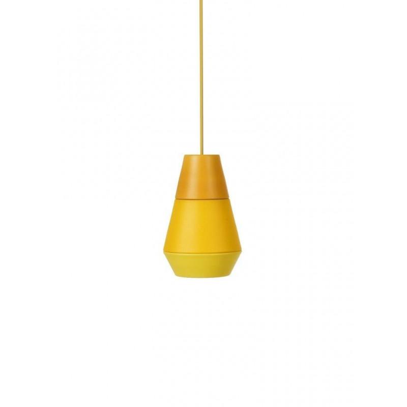 Lampa LA LAVA kolekcja ILI ILI Grupa Products - żółta