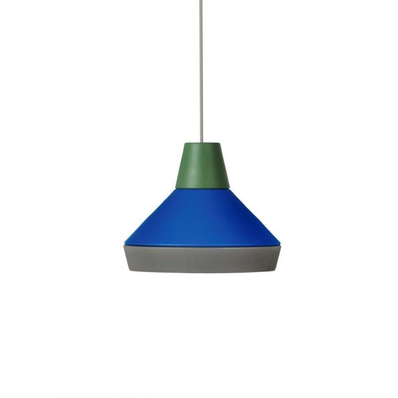 Lamp CAT'S HAT collection ILI ILI Grupa Products - green / blue / grey
