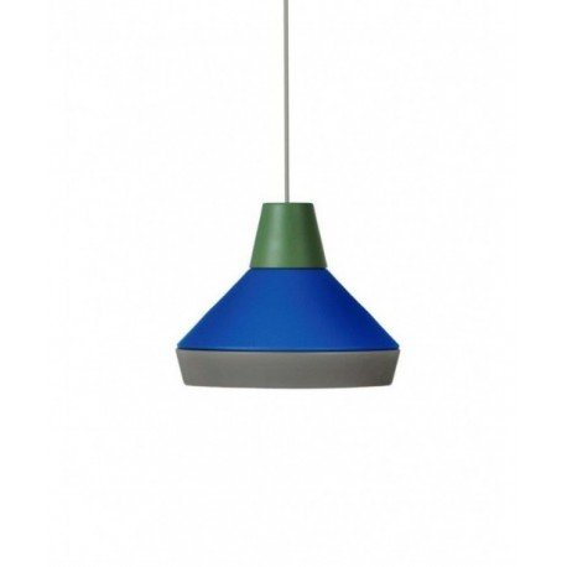 Lampa CAT'S HAT kolekcja ILI ILI Grupa Products - zielono-niebiesko-szara