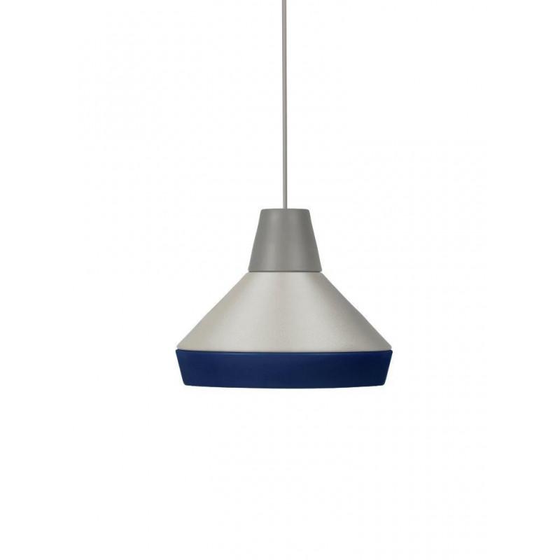 Lamp CAT'S HAT collection ILI ILI Grupa Products - grey / blue