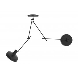 Ceiling Lamp ARIGATO CEILING 2 Grupa Products - black