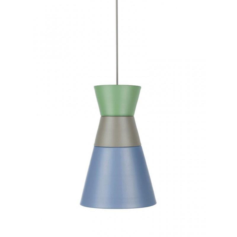 Lampa DANCE ALL NIGHT kolekcja ILI ILI Grupa Products - zielono-szaro-niebieska