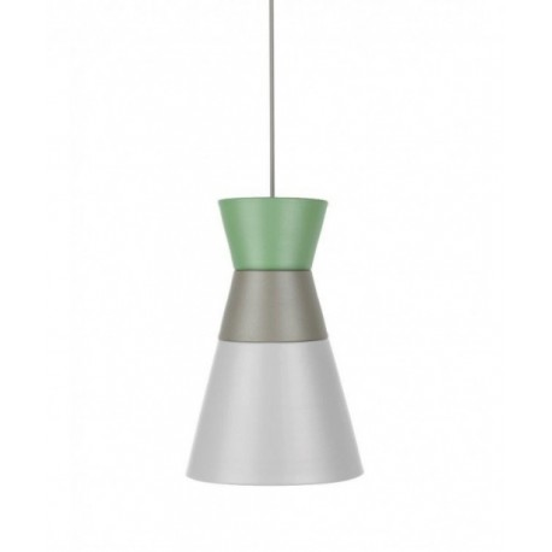 Lamp DANCE ALL NIGHT collection ILI ILI Grupa Products - green / grey