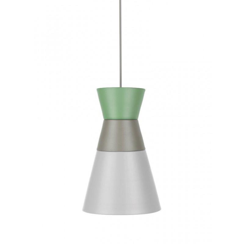 Lampa DANCE ALL NIGHT kolekcja ILI ILI Grupa Products - zielono-szara