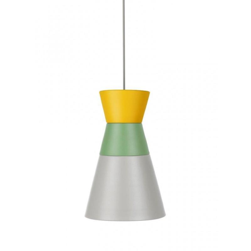 Lamp DANCE ALL NIGHT collection ILI ILI Grupa Products - yellow / green / grey