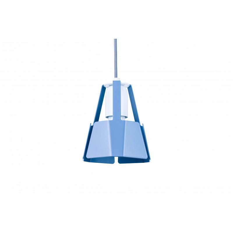 Lampa BEAT 14/15P Dreizehngrad - pigeon blue, średnica 14 cm