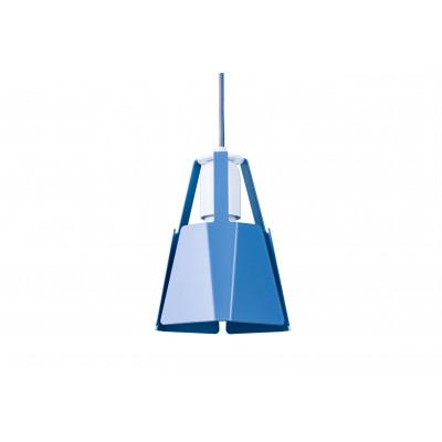 Lampa BEAT 16/19P Dreizehngrad - pigeon blue, średnica 16 cm
