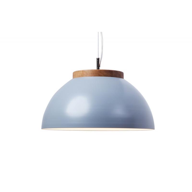 Lamp DUB 36/18P Dreizehngrad - grey, diameter 36 cm