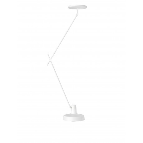 Ceiling Lamp ARIGATO CEILING LONG Grupa Products - white