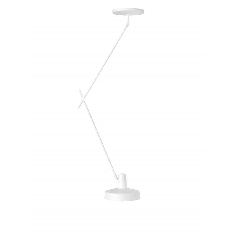 Lampa sufitowa ARIGATO CEILING LONG Grupa Products - wydłużona, biała