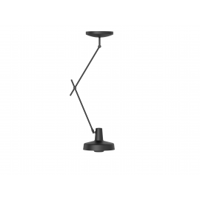 Lampa sufitowa ARIGATO CEILING Grupa Products - czarna