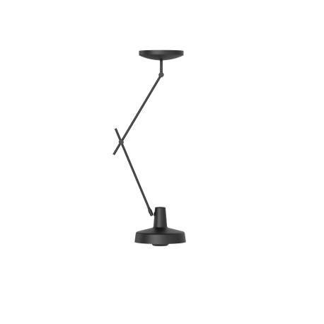Ceiling Lamp ARIGATO CEILING Grupa Products - black