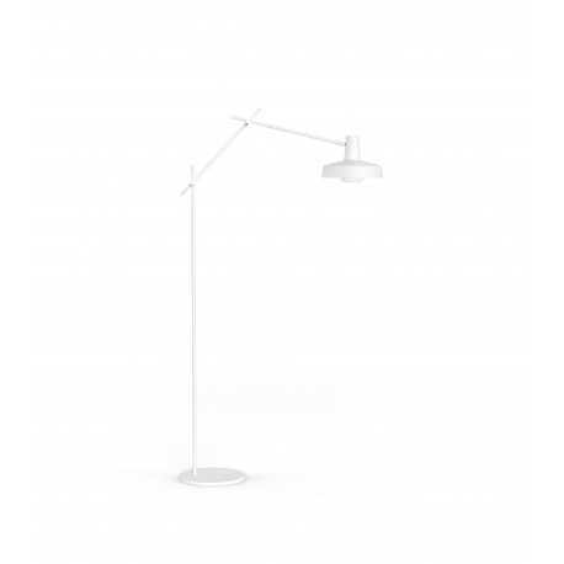 Lampa podłogowa ARIGATO FLOOR Grupa Products - biała