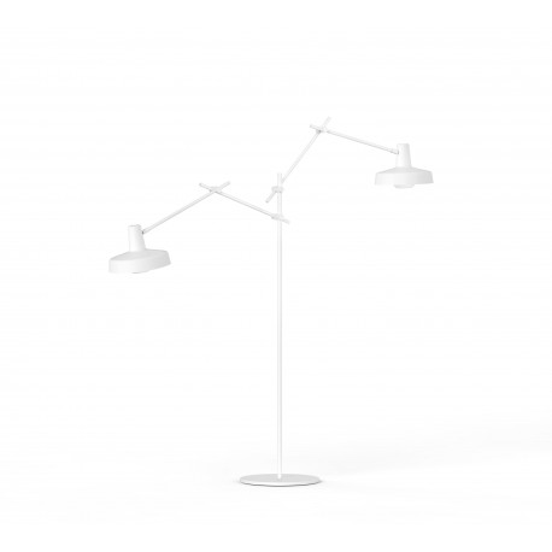 Floor lamp ARIGATO FLOOR 2 Grupa Products - white