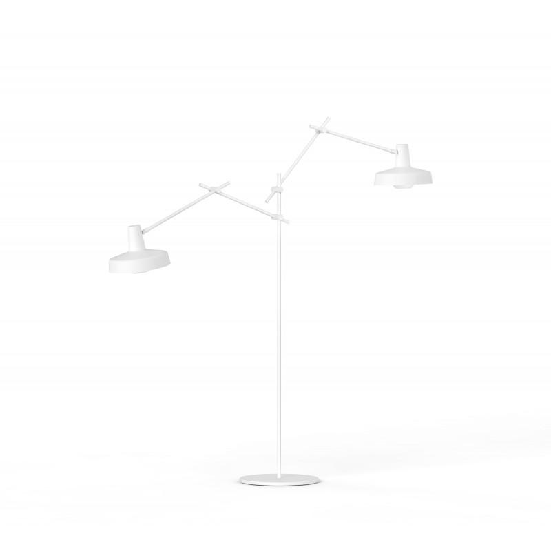 Lampa podłogowa ARIGATO FLOOR 2 Grupa Products - biała