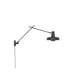 Wall lamp ARIGATO WALL Group Products - black, detachable cable